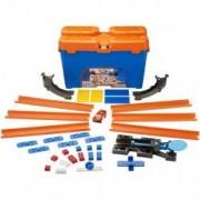 Set de joaca Mattel Hot Wheels Track Builder Cutie Cascadorii