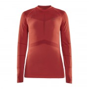Craft Active Intensity LS woman - tričko Barva: beam/rhubarb, Velikost: M