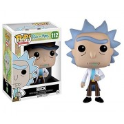 Mozlly Multipack - Funko POP! Rick Sanchez 3.75 Inch Vinyl Toy From Adult Swims Rick and Morty TV Series - Character Display Figure (Pack of 6) - Item #S120044_X6
