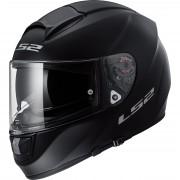 LS2 Motorradhelm, Vollvisierhelm, Integralhelm LS2 Vector Evo mattschwarz XS matt schwarz