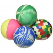 1 Dozen 60mm Assorted Colored Super Bouncy Ball
