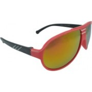 Polo House USA Retro Square Sunglasses(For Boys & Girls)