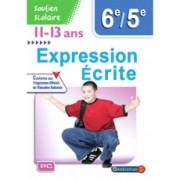 Soutien scolaire - Expression écrite 6è / 5è