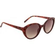 Mary Jane Cat-eye Sunglasses(Green)