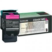 Toner Lexmark C544X1MG magenta, C54x/X54x 4.0k