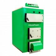 Cazan pe lemn din otel SP175PR, 175 kW, HeizTech, cu ventilator