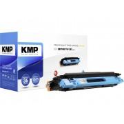 KMP Tonercassette vervangt Brother TN-135, TN135C Compatibel Cyaan 4000 bladzijden B-T25
