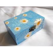 cutie lemn decorata 19335