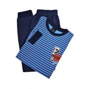 Best Feel chlapecké pyžamo BB8830 9-10 let modrá