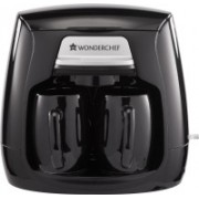 Wonderchef 63152278 Personal Coffee Maker(Black)