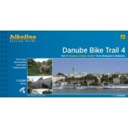 Fietsgids Bikeline Danube Bike Trail 4 (Engels - Donau Radweg) | Esterbauer