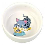 Trixie keramická miska s motivem - 300 ml