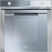 Smeg SF109 60cm Linea Oven Silver-mirrored Glass