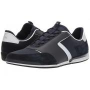 BOSS Hugo Boss Saturn Low Profile Sneakers Dark Blue