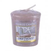 Yankee Candle Driftwood 49 g vonná sviečka unisex