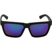 Image Retro Square Sunglasses(Violet)