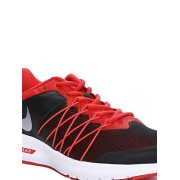 Nike Men Black Air Relentless 6 Running Shoes - 8 UK