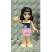 Lego Minifig Friends 034 Emma E