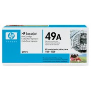 Q5949A Brand New Genuine Retail Original OEM ( FREE GROUND SHIPPING ! ) HEWLETT PACKARD - LASER JET TONERS NO 49 STD BLACK TONER FOR
