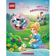 Meet the Princesses (Lego Disney Princess: Activity Book with Minibuild), Paperback/Ameet Studio
