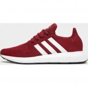 Adidas Originals Swift Run - Only at JD, Burgundy/White