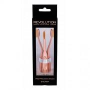 Makeup Revolution London Brushes Pro Precision Brush Eyeliner 1 ks štětec W
