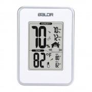 Mode Digitale Lcd-scherm Thermometer Hygrometer Sensor Vochtigheid Temperatuur Monitor Tafel Thermografiek Weerstation Baldr
