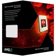 AMD CPU Desktop FX-Series X8 8350 4.0GHz,16MB,125W,AM3 with quiet Wraith Cooler box FD8350FRHKHBX