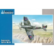 Special Hobby Supermarine Spitfire Mk XII Aircraft (1/48 Scale)