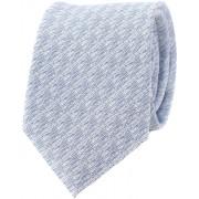 Seite Krawatte Blau - Blau
