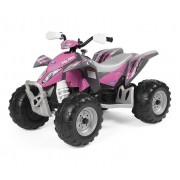 Peg Perego Motor na akumulator POLARIS OUTLAW PINK POWER (PIGOR0089)