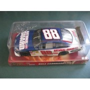 2008 Dale Earnhardt Jr #88 National Guard Blue White Chevy Impala SS 1/24 Scale Car Winners Circle