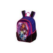 Mochila De Costas Grande Monster High Scaris - Sestini