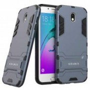 Husa KRASSUS pentru Samsung Galaxy J5 2017 SM-J530 versiune Europa hibrid antishock dark blue