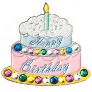 Bonjoc Ladies Happy Birthday Ball Markers【ゴルフ レディース>ボールマーカー】