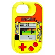 Atari Breakout Electronic Carabiner Game
