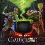 Altema Games Cauldron: The Board Game of Competitive Alchemy