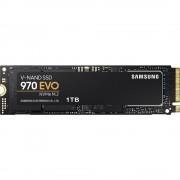 Samsung MZ-V7E1T0BW unutarnji M.2 PCIe NVMe SSD 2280 1 TB 970 EVO maloprodaja M.2 NVMe PCIe 3.0 x4
