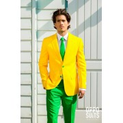 0 Opposuit - Green and Gold EU58