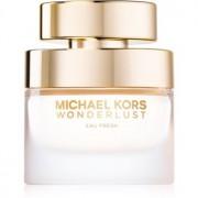 Michael Kors Wonderlust Eau Fresh eau de toilette pentru femei 50 ml