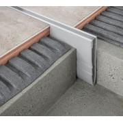 Listwa dylatacyjna PCV do betonu H=3,5cm L=2,5mb do wylewek betonowych - pakiet 10szt