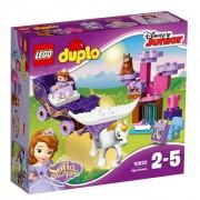 Lego duplo sofia la prima carrozza