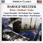 B. Meltzer - Exiles/ Sindbad/ Two Songs (0636943966020) (1 CD)