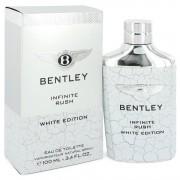 Bentley Infinite Rush Eau De Toilette Spray (White Edition) By Bentley 3.4 oz Eau De Toilette Spray