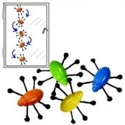 Playwrite 12 Window Walker Bugs by