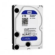 """Hard disk HDD 3.5"""" SATA3 5400 2TB WD Blue WD20EZRZ, 64MB"""