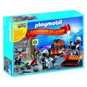 PLAYMOBIL 5495 calendar Advent 'Fire fighters'