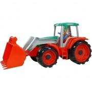 Tractor Lena Truxx 35 cm cu figurina 04407