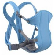 Marsupiu multifunctional pentru bebelusi si copii pana la 15 kg albastru