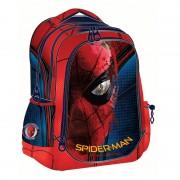 Ghiozdan scoala Spiderman, 32 cm, Multicolor